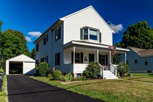 Expanded and Remodeled Colonial