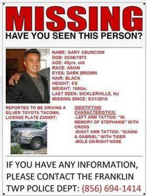 Carousel image 1ee446b95996867d8e7f missing person