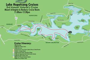 Carousel image 1ff6beb9ecad1c9e10a2 9a16699dd655d9aeef42 veterans cruise map  mt. arlington   roxbury