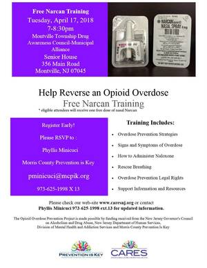 Montville Township Drug Awareness Council