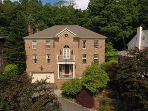 Classic Brick Colonial
