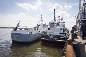 Sea Scout Ship 243, Seahorse and Ship 228, Sea Dart II