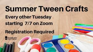 Summer Tween Crafts