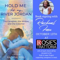 Racheal Fosu & Rosie's Fundraiser/Book Signing
