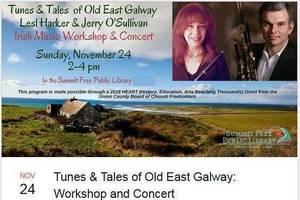 Tunes of Old East Galway