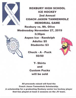 Carousel image 2d060428d36219ef1806 coach tannenholz memorial game flyer