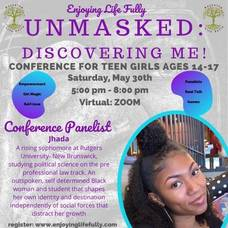 Unmasked: Discovering Me!  Panelist 1