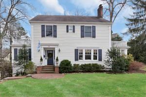 20 Edgemont Avenue,Summit,NJ:$1,350,000