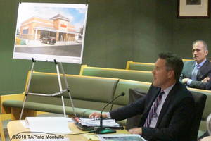 Carousel image 30f98d7f081874ef9b7f a nicholas verderese testifies regarding traffic at the proposed site