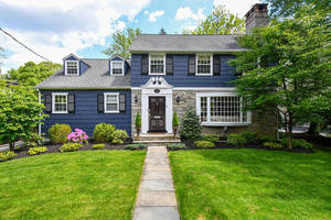 11 Hickory Rd, Summit NJ: $1,249,000