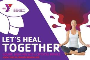 Sound Healing Yoga at the Summit YMCA