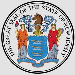 Carousel image 3587870335087b8f50f4 seal of new jersey