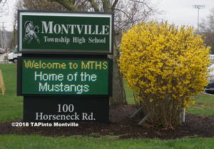 Carousel image 3685ca64bddd81fc8e7f high school sign with forsythia  2018 tapinto montville