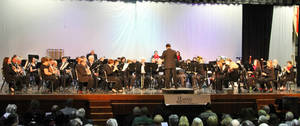 The Raritan Valley Symphonic Band presents 5 free concerts annually.