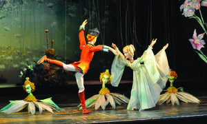 Salzburg Marionette Theatre- The Nutcracker