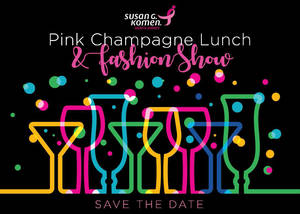Pink Champagne Lunch & Fashion Show