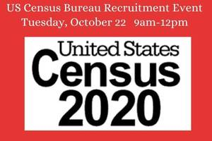 US Census Recruiting Event