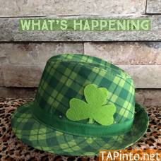 What's happening on St. Patrick's Day
