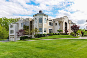 Custom Built Palatial Home