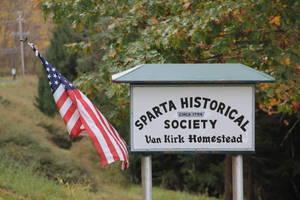 Sparta Historical Society