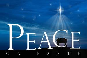 Merry Christmas - Peace on Earth