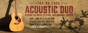THE NO CODE ACOUSTIC DUO