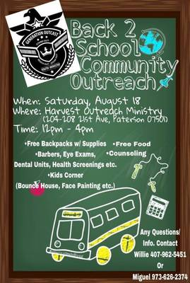 Harvest Outreach