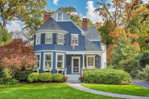 5 Fernwood Road, Summit, NJ:$1,650.000