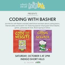 Basher/CoderSchool Flyer