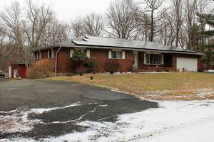 Brick Ranch on Private 1-Acre Lot!