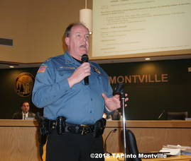 Carousel image 553bd00e7bc07ba4ef3c a police chief rudy appelmann addresses the assembly at the montville township committee meeting  2018 tapinto montville