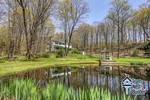 UNDER CONTRACT:  Simple Pleasures in a 5BR Sparta Slice of Heaven with Pond