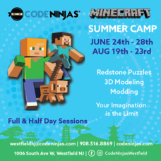 Minecraft Summer Camp @ Code Ninjas