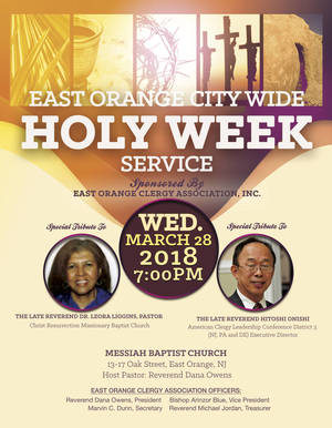 Carousel image 598617f64c9d3720e234 2018 east orange city wide holy week service