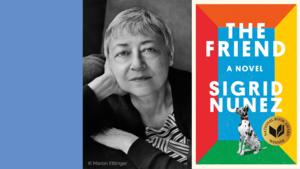 Sigrid Nunez talks about The Friend.png