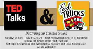 Ted Talks and Food Trucks