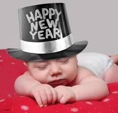 New Years Eve Baby