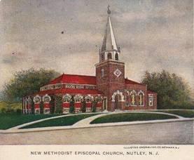Carousel image 5ff958654207107656ed vincent umc church nutley postcard