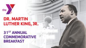 YMCA Breakfast Celebrates Dr. King.