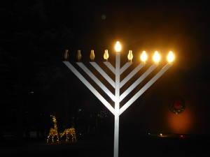 Happy Hanukkah ©2017 TAPinto Montville