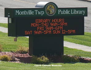 Montville Township Public Library ©2018 TAPinto Montville