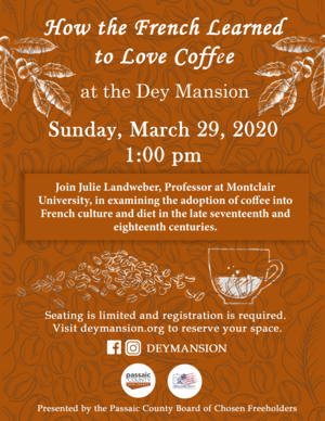 Flyer, How the French Learned to Love Coffee, March.png