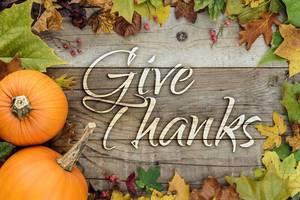 Thanks (Thanksgiving)