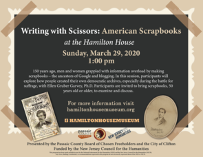 Flyer, Writing with Scissors, March 2020.png