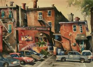 Backside of Morristown - Jinnie May watercolor.jpg