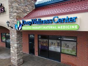 Deep Wellness Center Exterior