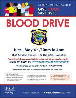Hoboken blood drive flyer  5-4 NJBS In this together.jpg