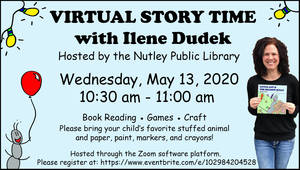 Carousel_image_75d04cd7be71fe134c2d_nutley_library_-_virtual_story_time_-_ilene_dudek_5.13.20