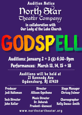 USE THIS ONE GODSPELL AUDITION NOTICE.jpg