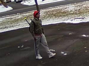 North Plainfield suspect